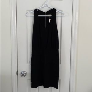 NWT Laundry Black Bodycon Dress